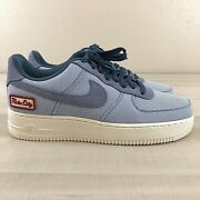 Nike Air Force 1 Lv8 Menand039s Size 7.5 Motor City Detroit Home Cd7785-400 Sneakers