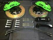 New Unused D2 Racing 4pot Front Caliper 286andphi Drilled Rotor Nd5rc Roadster 455