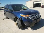 Driver Front Door Base Without Police Package Fits 11-15 Explorer 2233828