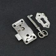 2 Pcs Lock High Quality Premium Durable Antique For Drawer Home Furniture