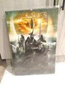 The Lord Of The Rings 2007 Poster Calendar