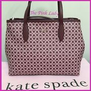 Nwt Kate Spade 💯authentic Link Mini Tote Small Satchel Bag Crossbody