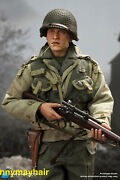 Did 1/6 Wwii Us Army 2nd Ranger Battalion Private Jackson Sniper Action Figure