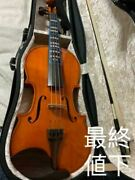 Ena No.20 4/4 Size Violin Made In Japan With Accessories Limited Edition