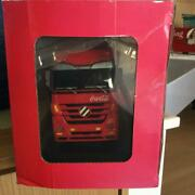 1/32 Coca Cola Trailer Radio Controlled Car Toy Shipped From Japan Limited Ed.