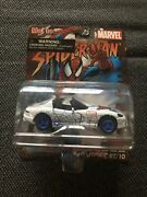 Spider-man Pull Back Power Dodge Viper Rt/10, New In Box
