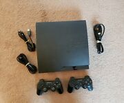 Ps3 Bundle - 320gb Console - Playstation Move Camera, Games, Controls, Charger