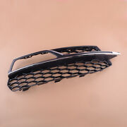Chrome Fog Light Cover Front Right Bumper Grille Fit For Audi S3 A3 S-line