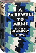 Ernest Hemingway / A Farewell To Arms First Edition 1930