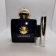 Interlude Woman By Amouage Edp 0.06/0.17/0.34 Oz Decanted Samples Only