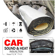 90and039and039 X 39and039and039 Sound Deadening Heat Insulation - Designed For Automotive Industry