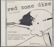 Red Zone Disc 2nd Ed Cd Bloodthirsty Butchers Copass Grinders Loud Machine 2000