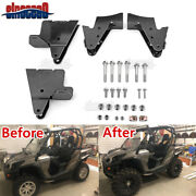 2.5and039and039 Full Rise Suspension Lift Kits Bolt-on For Can-am Commander 800/1000 2011+