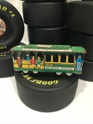 Tin Toy Vintage Powell And Mason Streets San Francisco 514 Cable Car Trolley