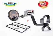 Metal Detector Clone Pi-w Waterproof Coil + Depth Frame Search Depth Up To 3m.