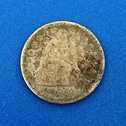 1860 O Silver Liberty Seated Quarter Dollar Type 1 Better New Orleans Mint Coin