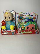 Cocomelon Bundle Jj Toy, Musical Doctor Check Up Set Free Shipping