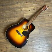 Yamaha F39pj Tbs Tobacco Sunburst 6 Strings Acoustic Guitar Shipped From Japan