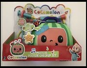 New Cocomelon Musical Doctor Check Up Case Set Toy Hard 2 Find 🎄🎁 Free Ship