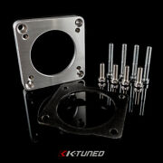 K-tuned Throttle Body Adapter Mustang 5.0l To Zdx J37
