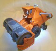 Disney Pixar Cars Chase And Change Frank The Combine Tractor Color Changer Rare