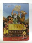 Tyndale Kids Ten Commandments The Complete Series Collection Vhs 5-tape Set New
