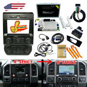 4 To 8 Touch Sync 3 3.4 Fit Ford F150 2015+ Mft Carplay Apim