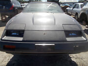 Nissan 300zx Parting Out 1986