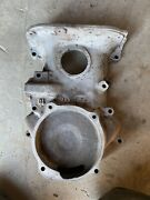 1957 Ford 292 Y-block Timing Cover Ecg 6059b Cleaned Blasted Lot B019