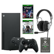 Xbox Series X Ubisoft Hits System Bundle - In Hand And Ships Now