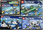 Lego Group Deal Andnbsp 4 Technic Sets With Box And Instructionsandnbsp 8202andnbsp 8213andnbsp 8216andnbsp 8222