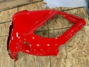 Nos 2004 Honda Gold Wing Cowl Flare Red 64292-mca-010zn
