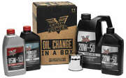 Twin Power 20w50 Oil Change In A Box Kit Harley-davidson Ultra Limited 2017-2018