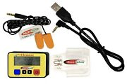 Raceceiver Element One Way Rechargeable Race Radio Semipro Package
