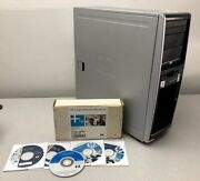 Wow Hp Computer Workstation With Cd Software And Dongle For Indigo 3000 3500