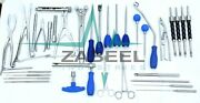 Posterior Thoracolumbar System Canfix Full Set By Zabeel Industries