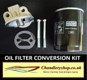 Oil Filter Conversion Kit Screw Type Bmc Leyland 2.2 And 2.5 Engine T154