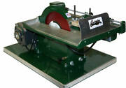 10 Covington Rock Slab Trim Saw Power Feed Mdl-1510cs Special Orders Only