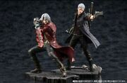 Devil May Cry 5 Nero, Dante Figure Set Of 2 New Unopened