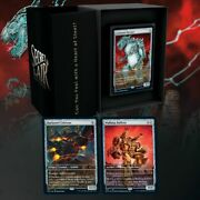 Mtg Magic The Gathering. Secret Lair Drop - Can You Feel With A Heart Of Steel