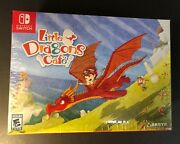 Little Dragon's Cafe [ Limited Edition Box Set ] Nintendo Switch New