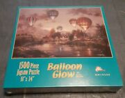 Sunsout Balloon Glow Piece Jigsaw Puzzle Nicky Boehme Sealed