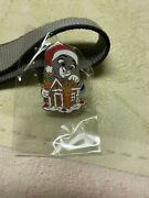 Disney Dssh Dsf Toys For Tots Le 400 Holiday Cheer Judy Hopps Pin