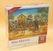 🧩blue Opal Deluxe - Max Mannix - In The Country - 1000 Puzzle🧩