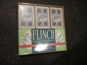 Flinch Parker Brothers Card Game In Gift Pack Nice 1950s