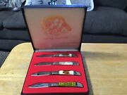 Little Trappers By Frost Cutlery Brand New 1151 Beautiful Toothpick Knives