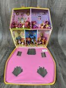 Lalaloopsy Lot Mini Dolls W Accessories Pets Carrying Case House 1st Gen Sets 3