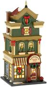 Dept 56 Christmas In The City, Rachael's Candy Shop 4025244