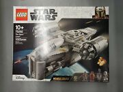 Lego 75292 Star Wars The Razor Crest Sealed Includes Mini Figures In Hand