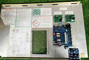 Benchmark Arcade Crane Complete Board Set With Instructions